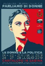 3^ Edizione Rassegna Cinematografica PARLIAMO DI DONNE, LE DONNE E LA POLITICA